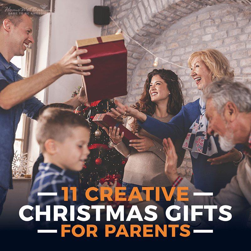 11 Creative Christmas Ideas for Parents