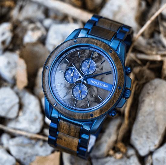 Unique Wooden Watch