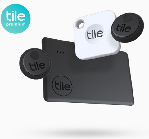 Tile Set of Best Christmas Gifts for Parents
