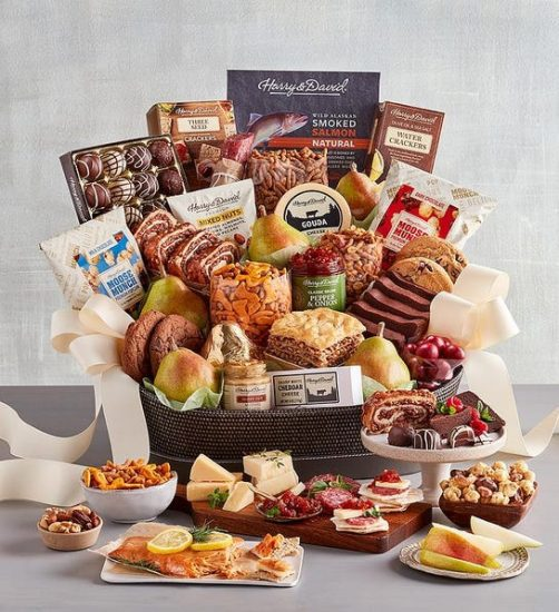 Snack Gifts are Best Luxury Gift Baskets