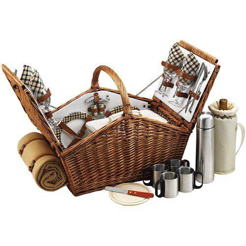 Picnic Luxury Gift Basket