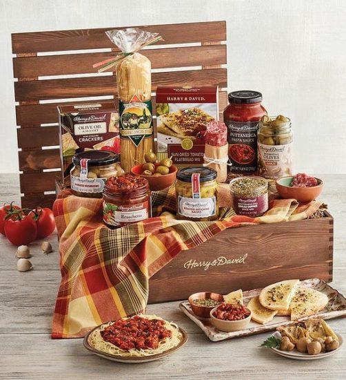 Italian Gift Box for Anniversaries