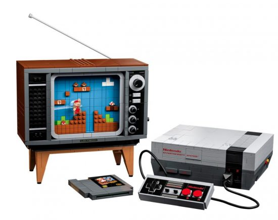 LEGO Nintendo Entertainment System Christmas Gifts for Him