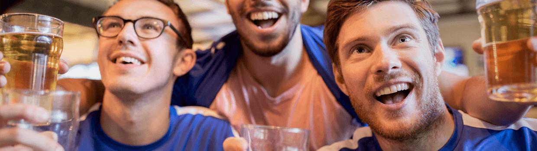 College & NFL Beer Glasses