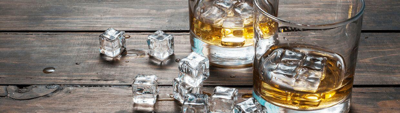 Whiskey Glasses + Scotch