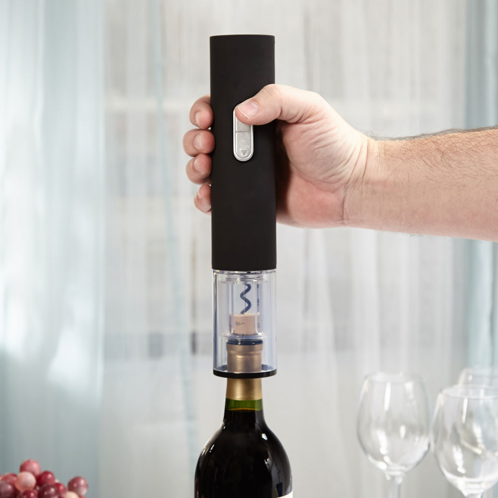 One-Touch-Electric-Wine-Opener
