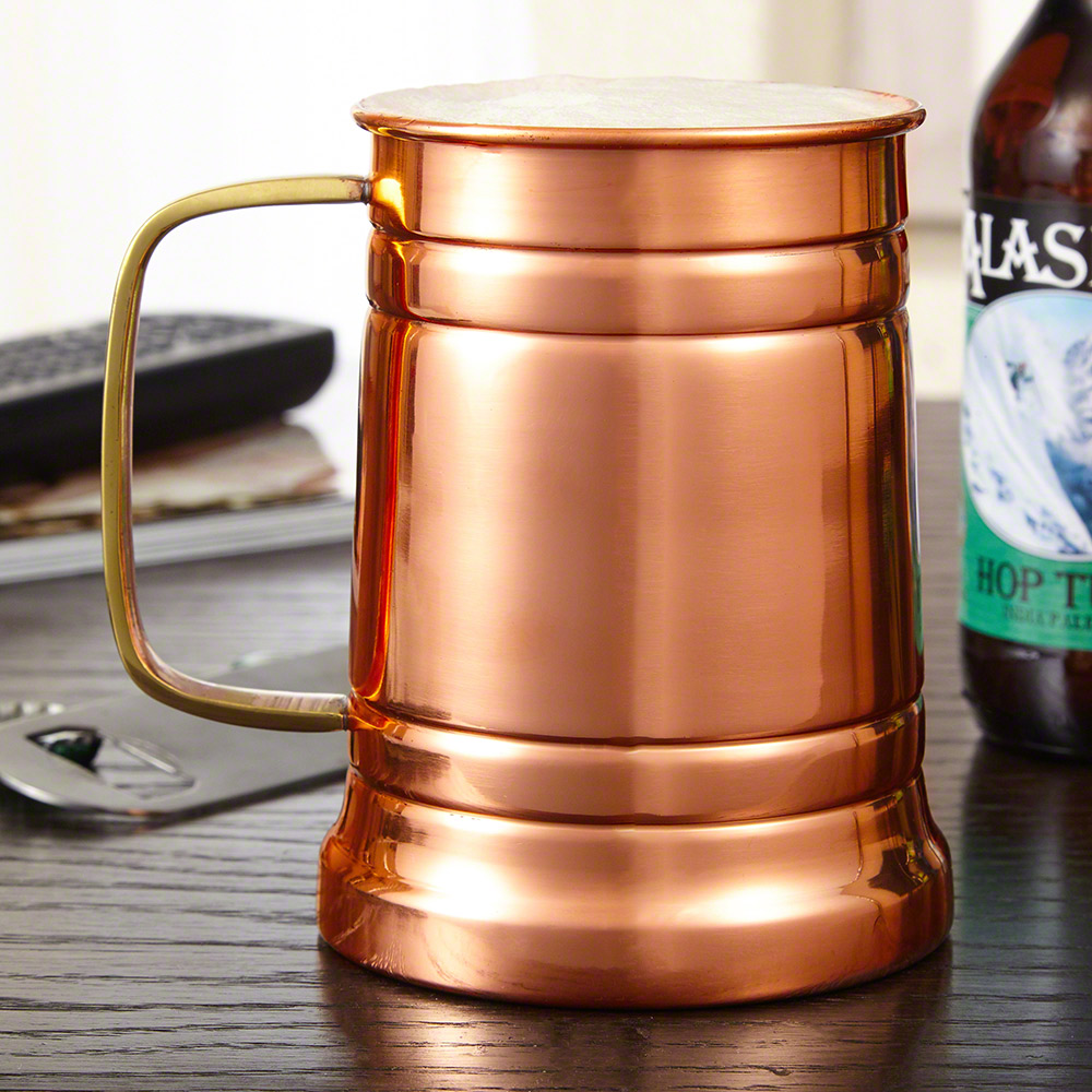 Koln Copper Beer Tankard