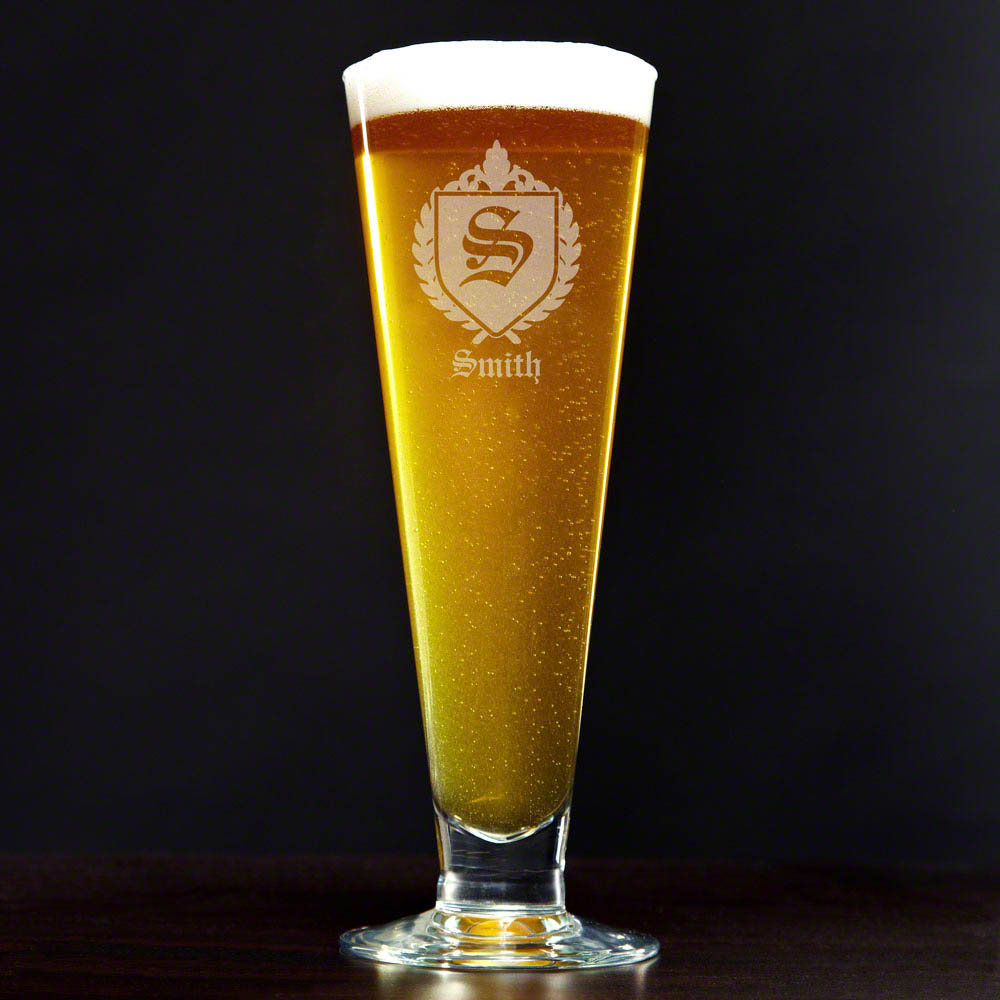 Oxford Custom Pilsner Glass
