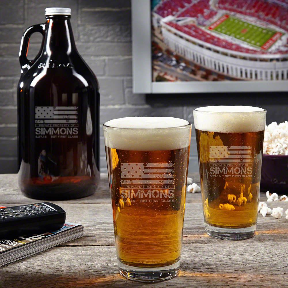 American-Heroes-Beer-Glass-and-Growler-Set