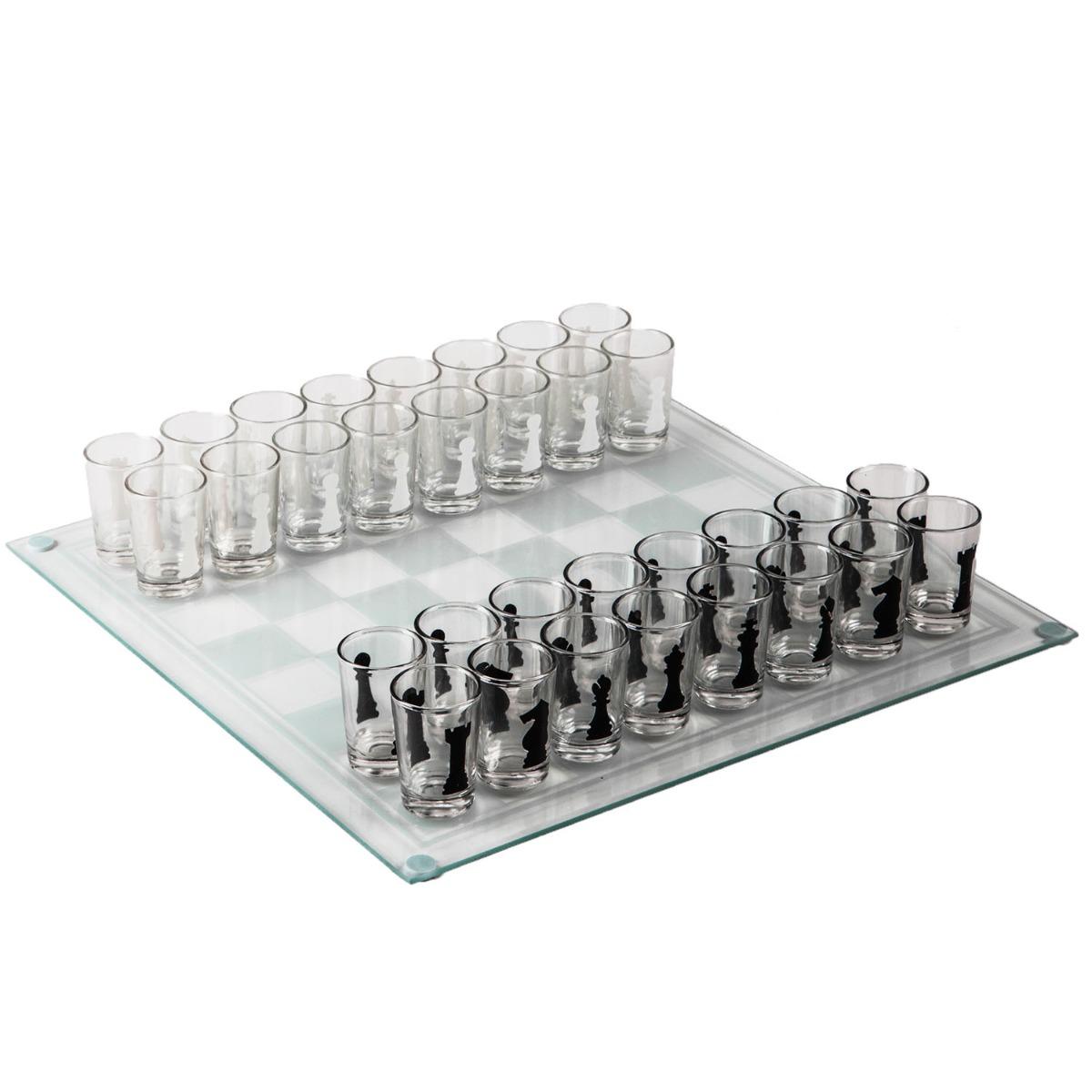 Checkmate! Shot Glass Chess