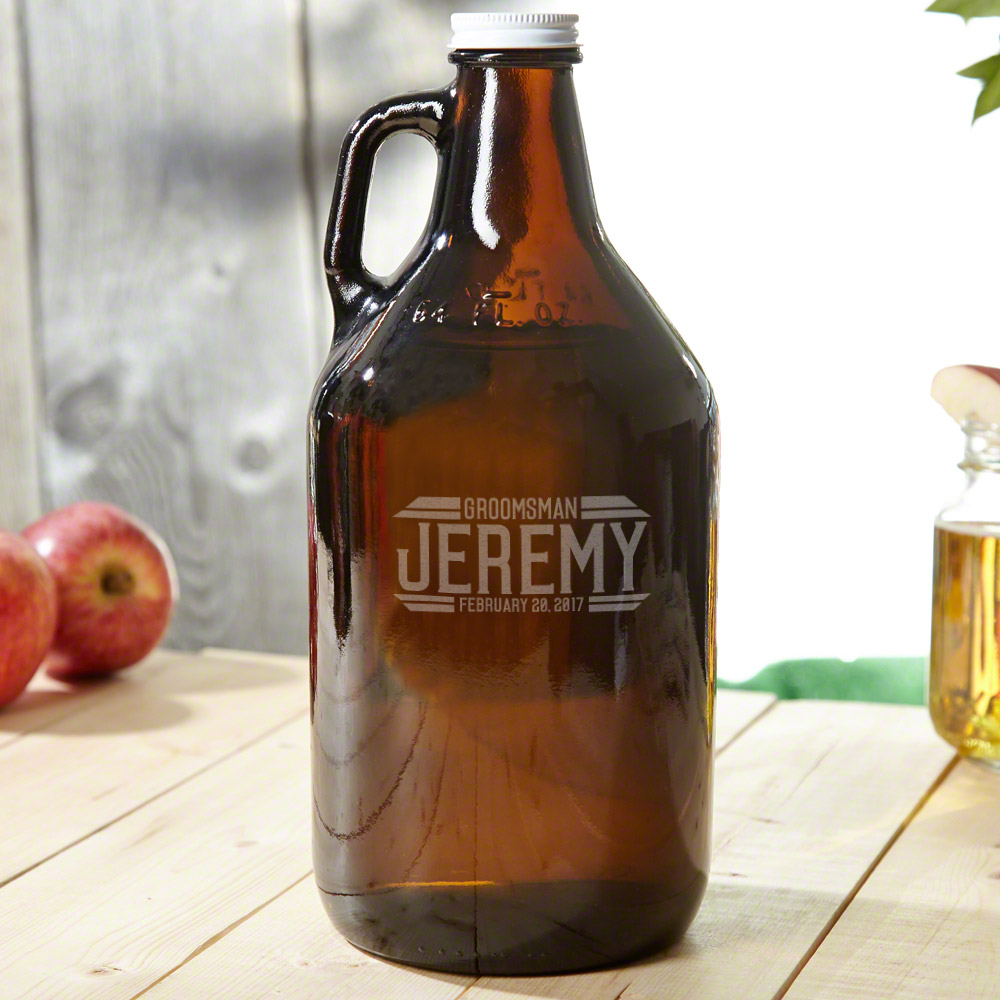 Bradshaw Custom Growler