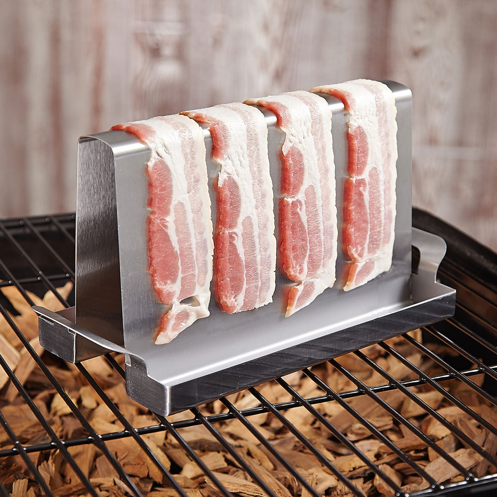 Bacon-on-the-Grill-Cooking-Rack