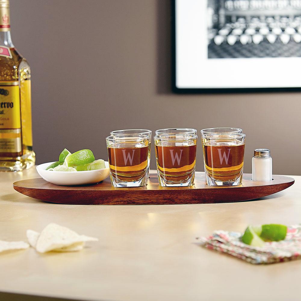 Tequila Pro Shot Glass Set