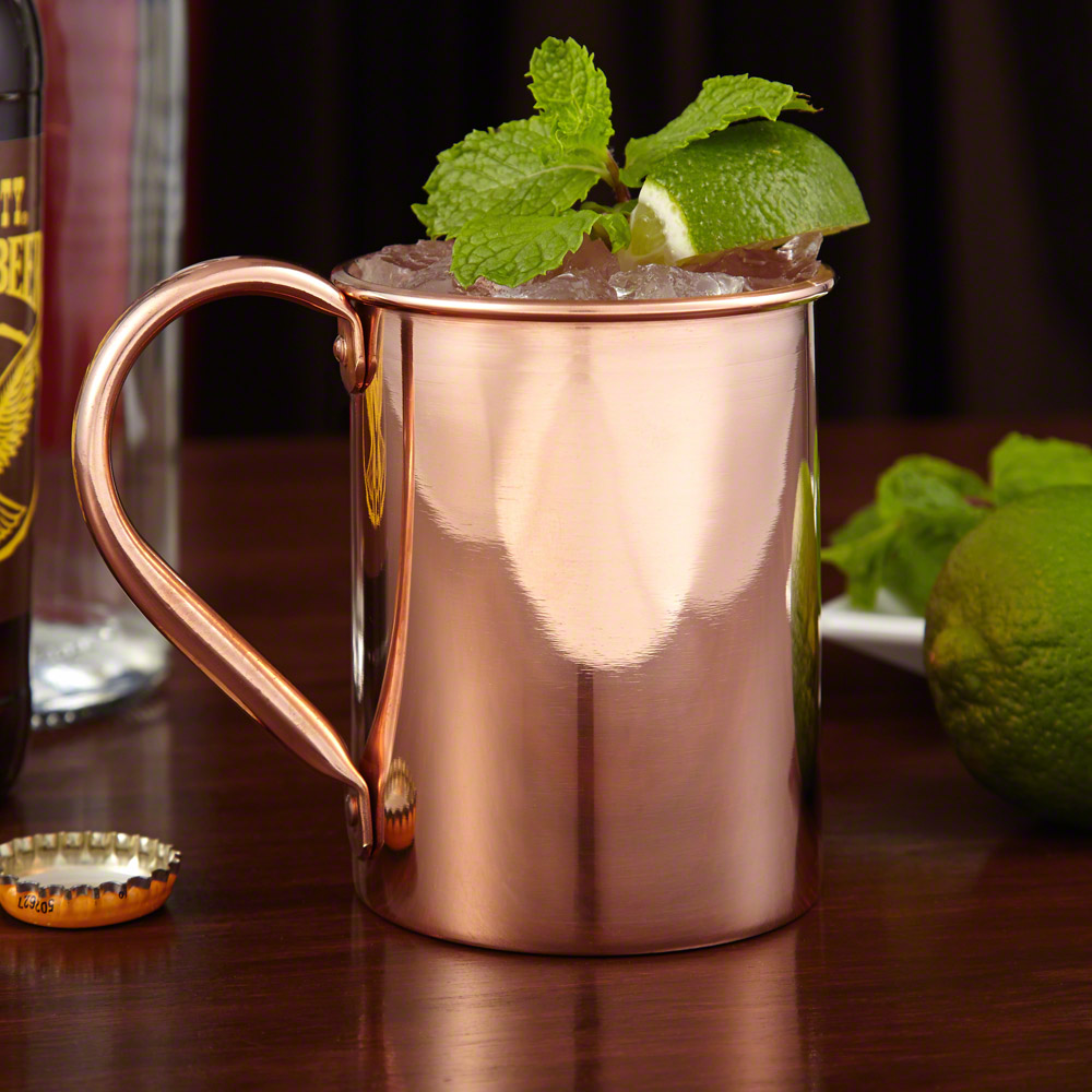 Nikolay Copper 12 oz Moscow Mule Mug
