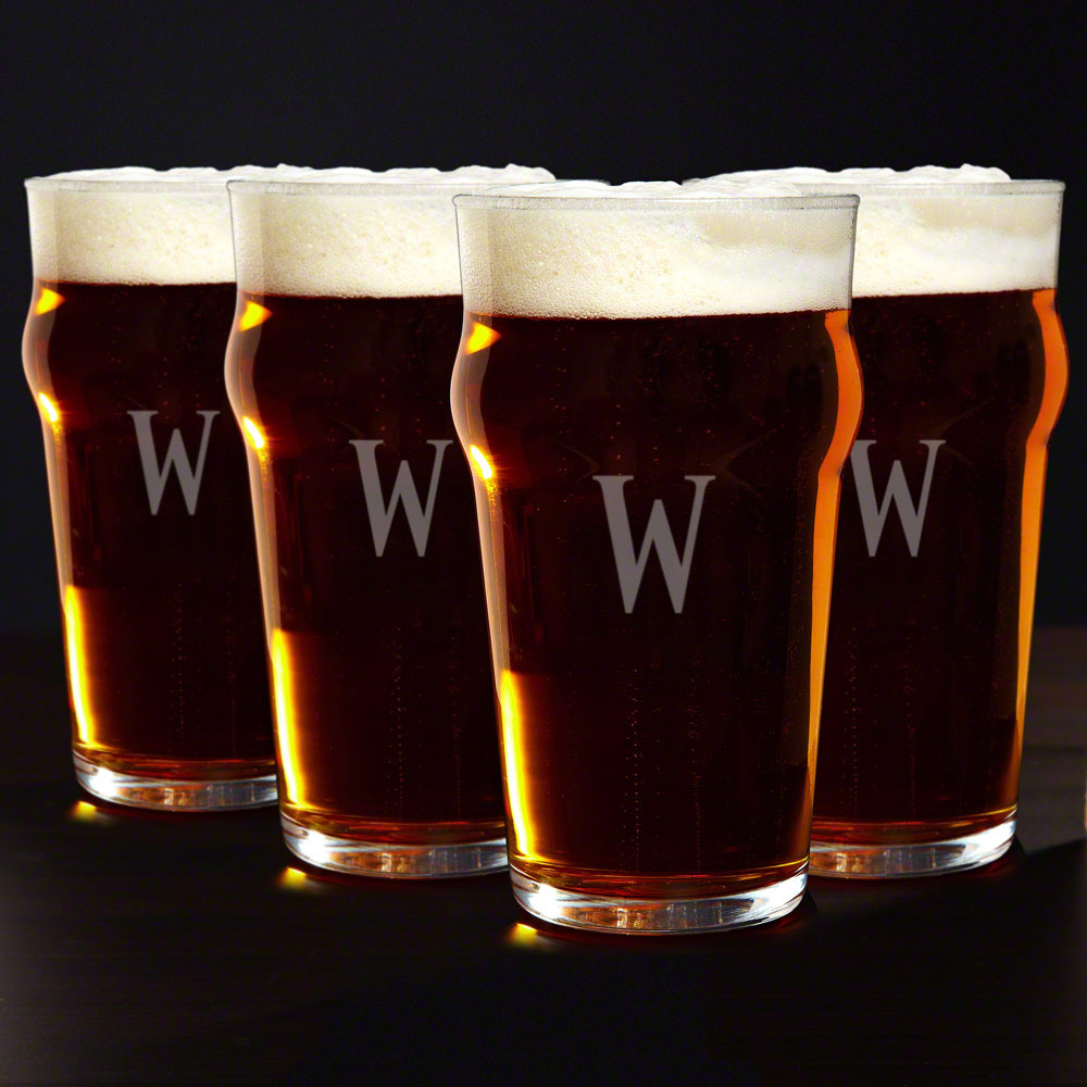 Personalized-English-Pub-Glasses-Set-of-4