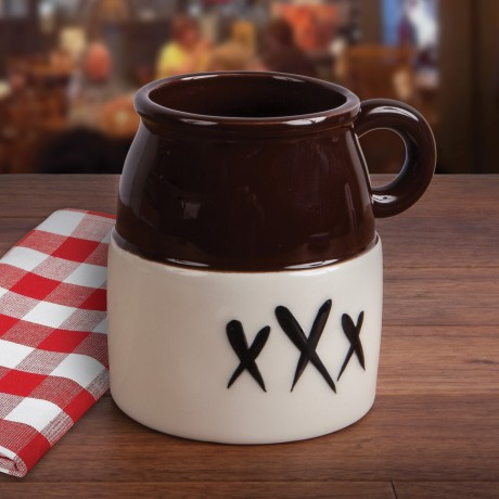 Rise & Moonshine Coffee Mug