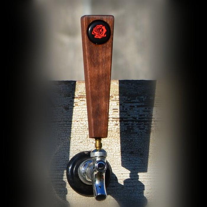 Magnetic Cap Handle Beer Tap