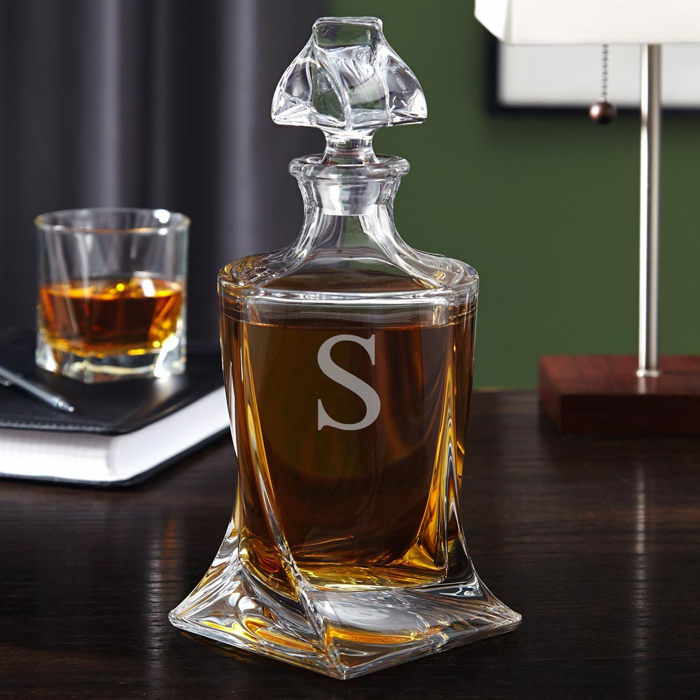 Versailles-Crystal-Decanter-Engraveable