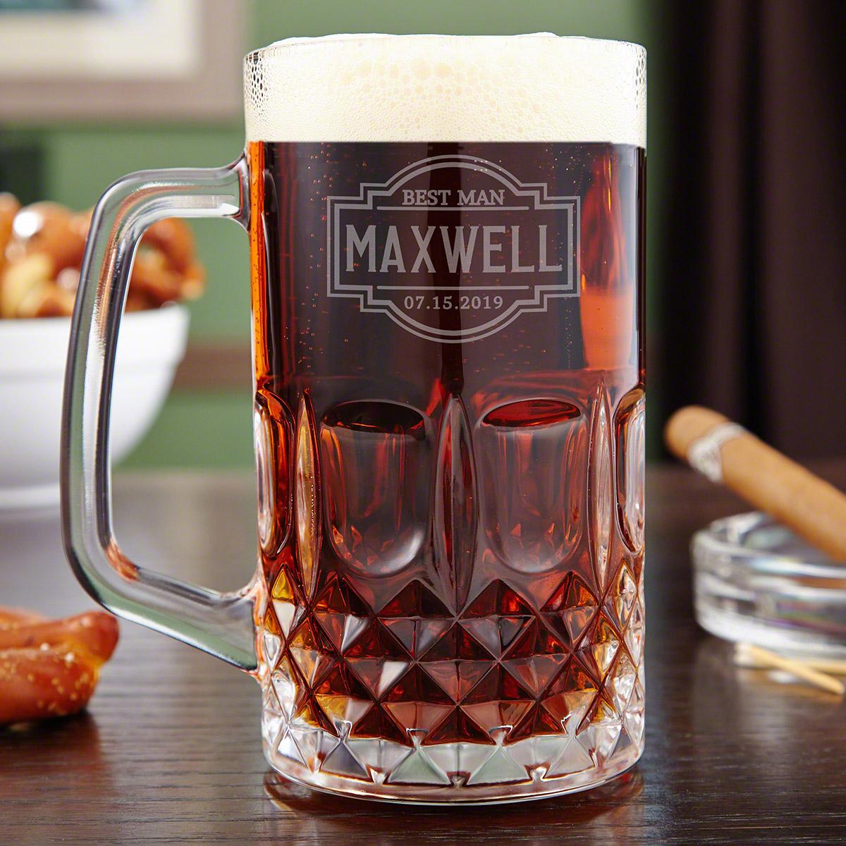 Fremont Customized Beer Mug