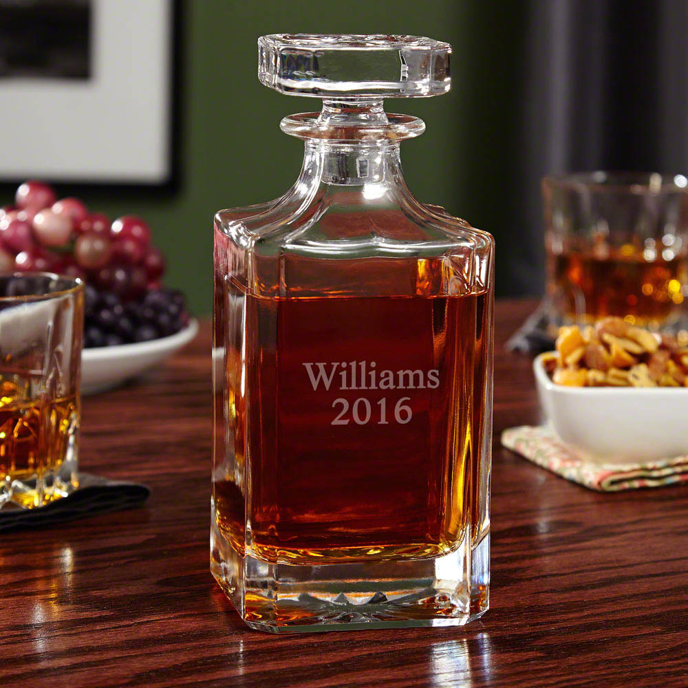 Personalized-Carson-Liquor-Decanter
