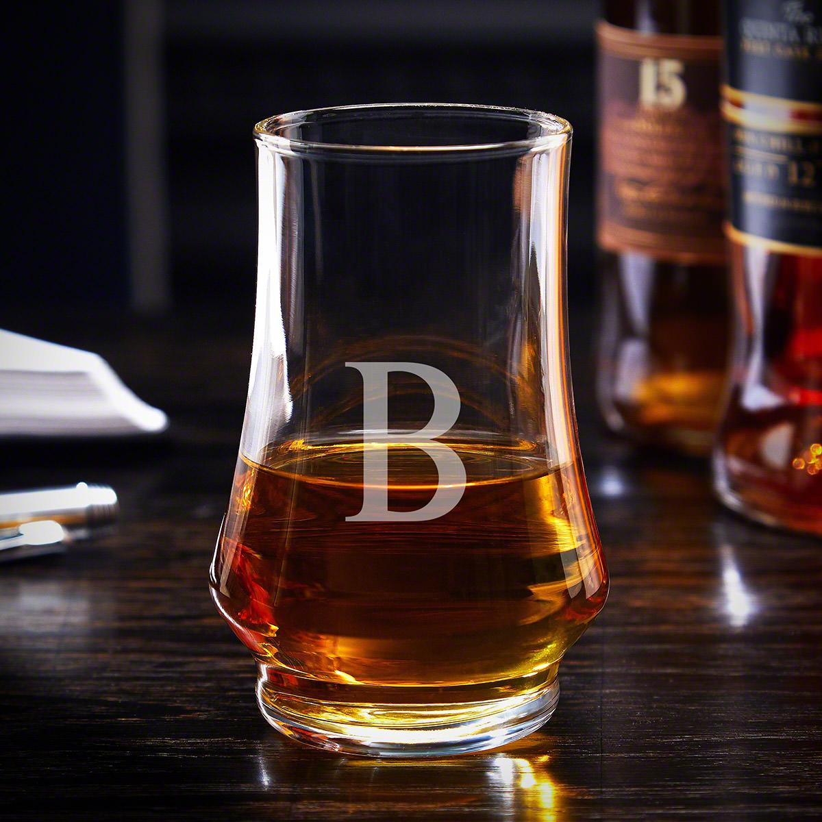 Duke Personalized Whiskey Taster Glass