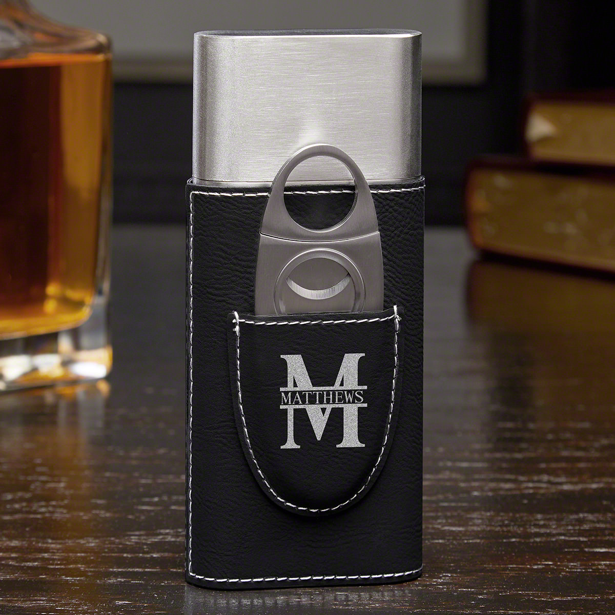Oakmont Personalized Cigar Holder