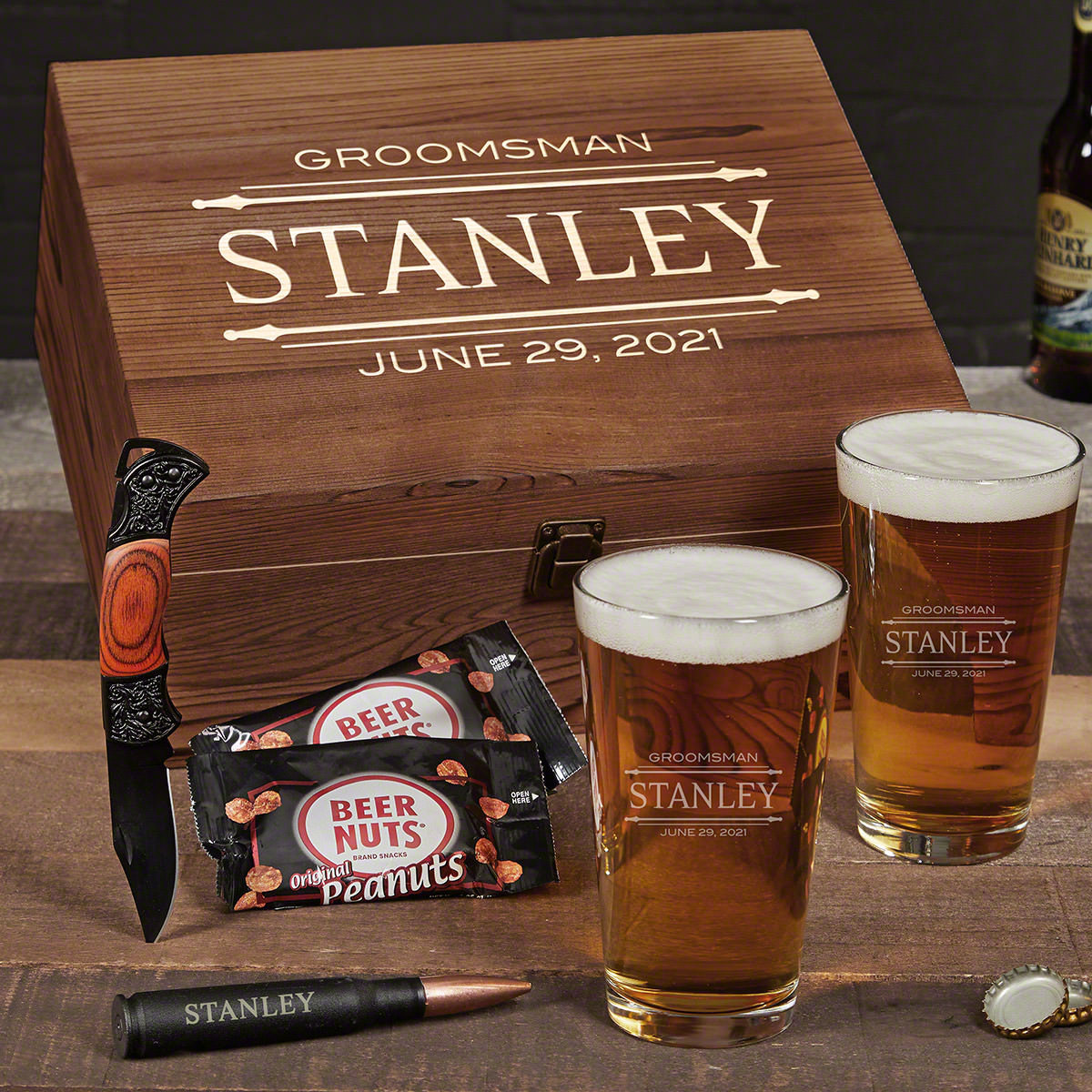 Stanford-Ultimate-Personalized-Beer-Gifts-with-Beer-Peanuts
