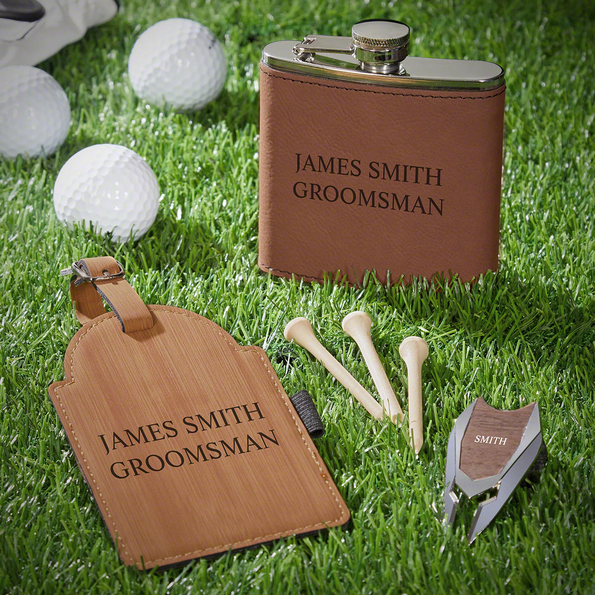 Personalized Golf Gifts for Men