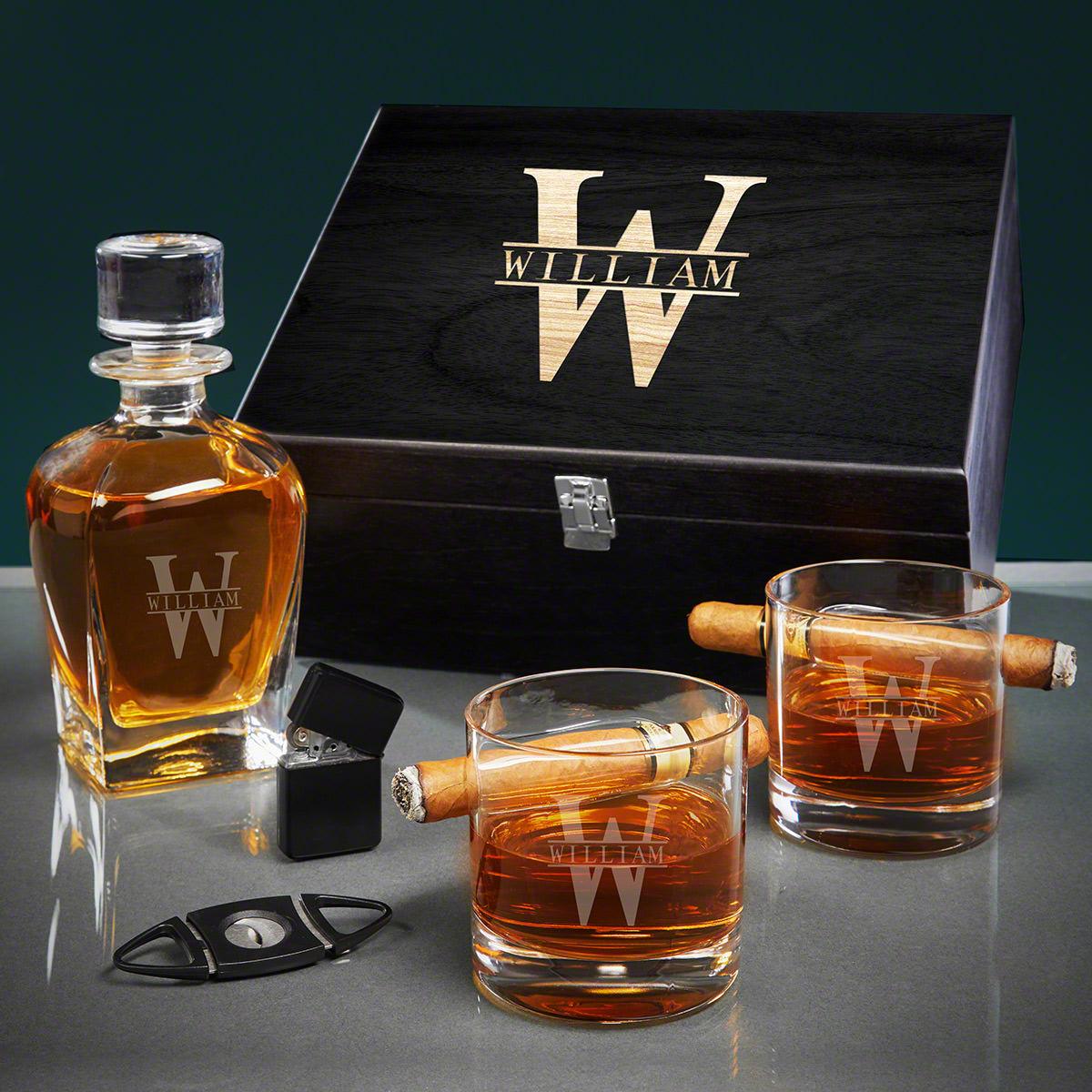 Oakmont Custom Draper Gifts for Cigar Lovers