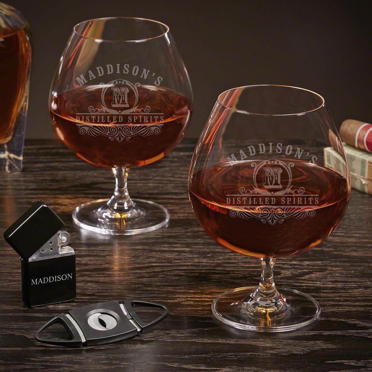 Carraway Custom Grand Cognac Gift Set