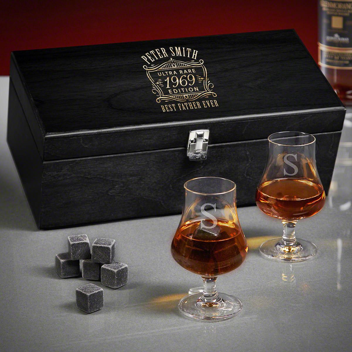 Ultra Rare Edition Custom Nosing Whiskey Gifts