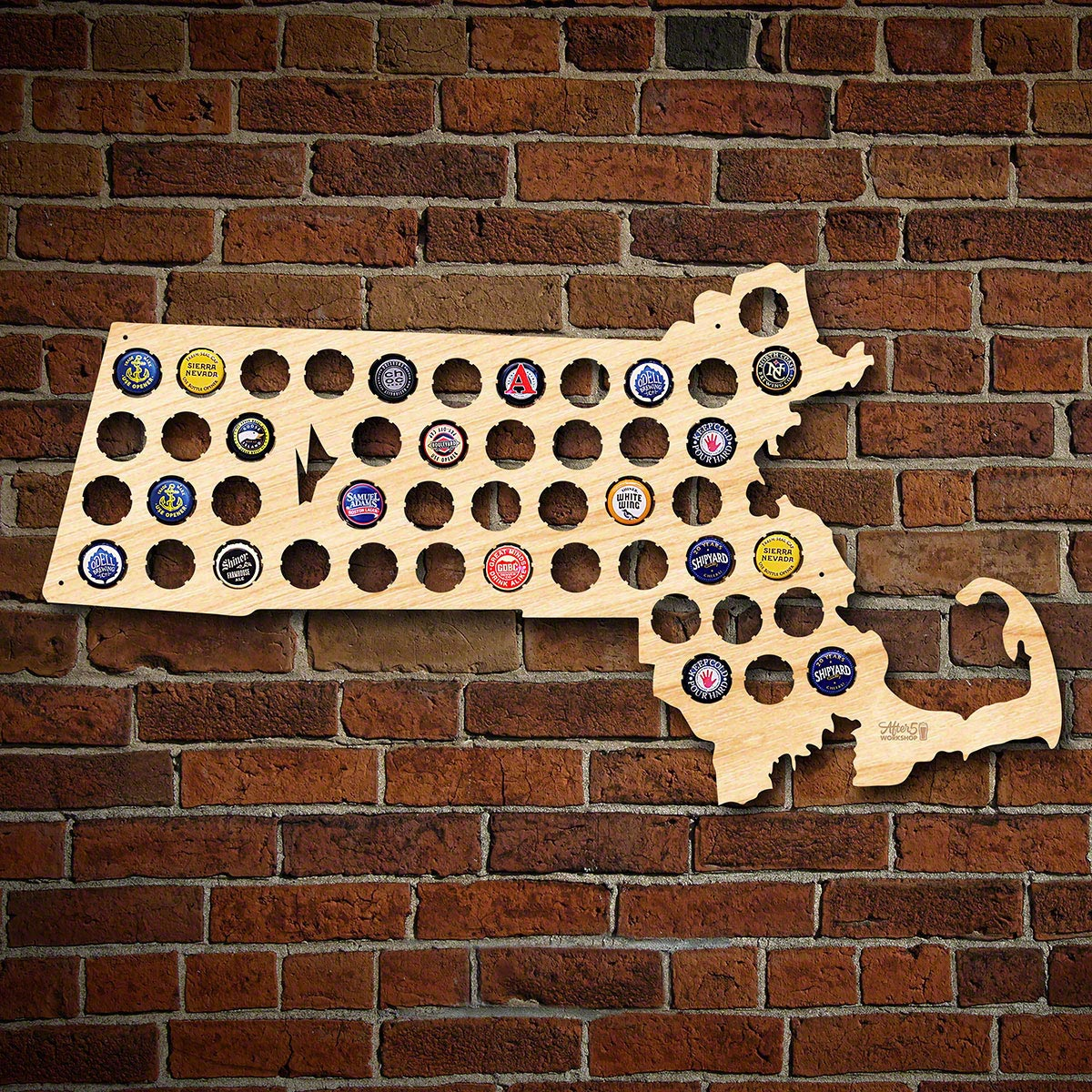 Massachusetts-Beer-Cap-Map