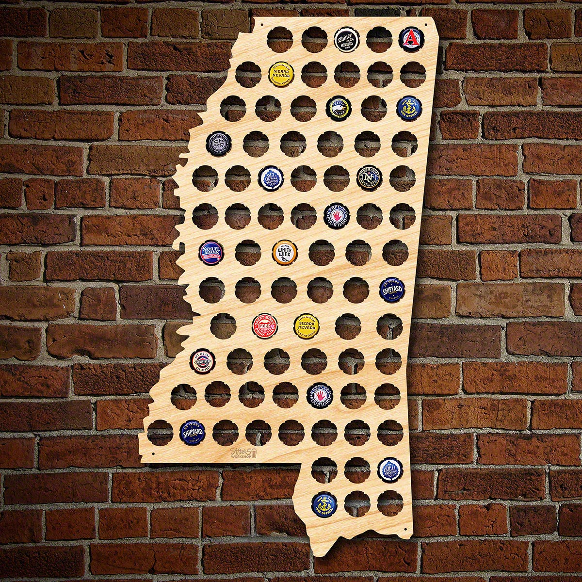 Mississippi-Beer-Cap-Map
