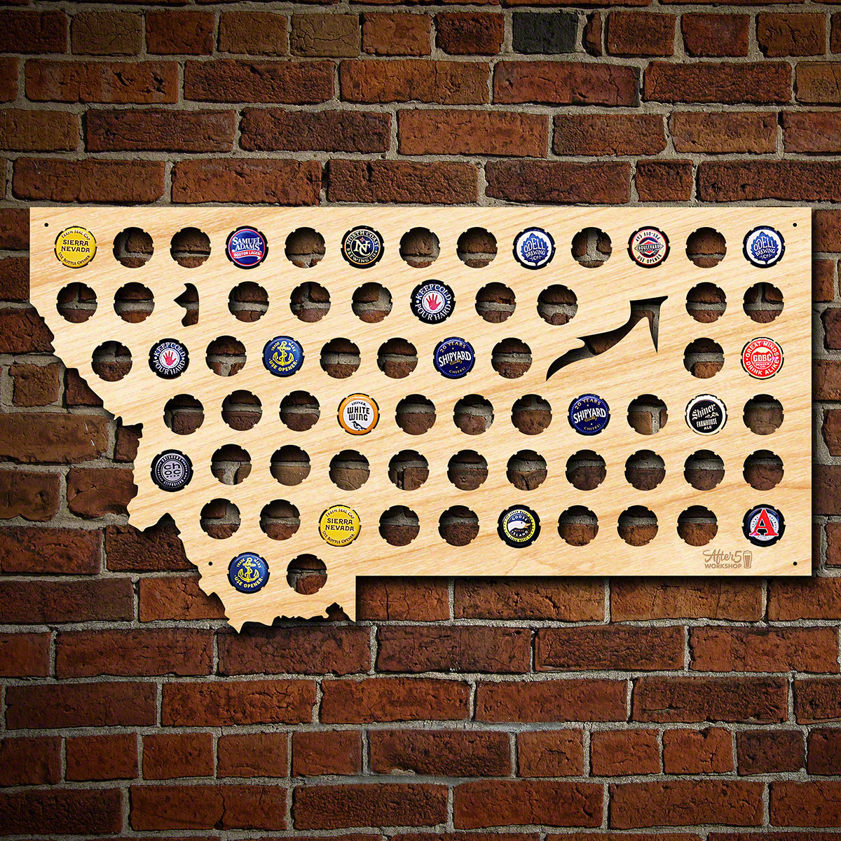 Montana-Beer-Cap-Map