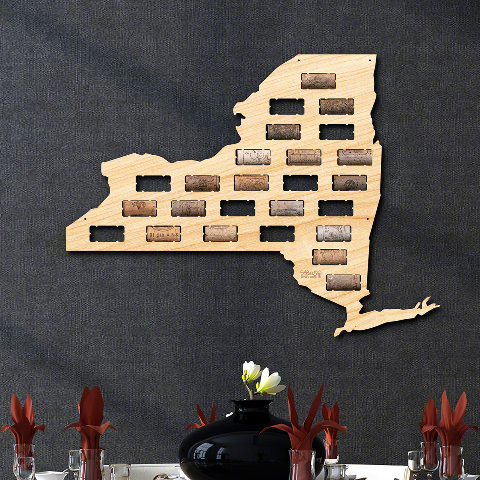 New-York-Wine-Cork-Map