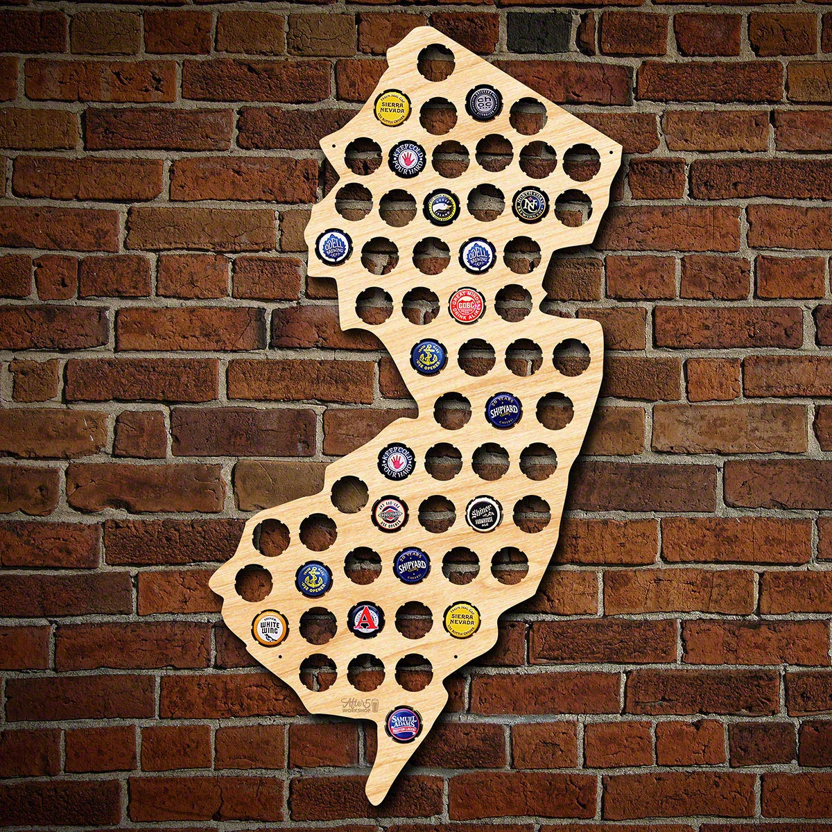 New-Jersey-Beer-Cap-Map
