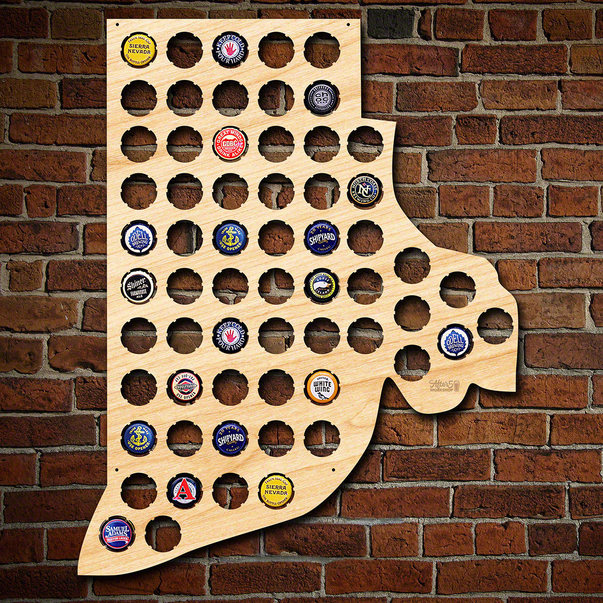 Rhode-Island-Beer-Cap-Map