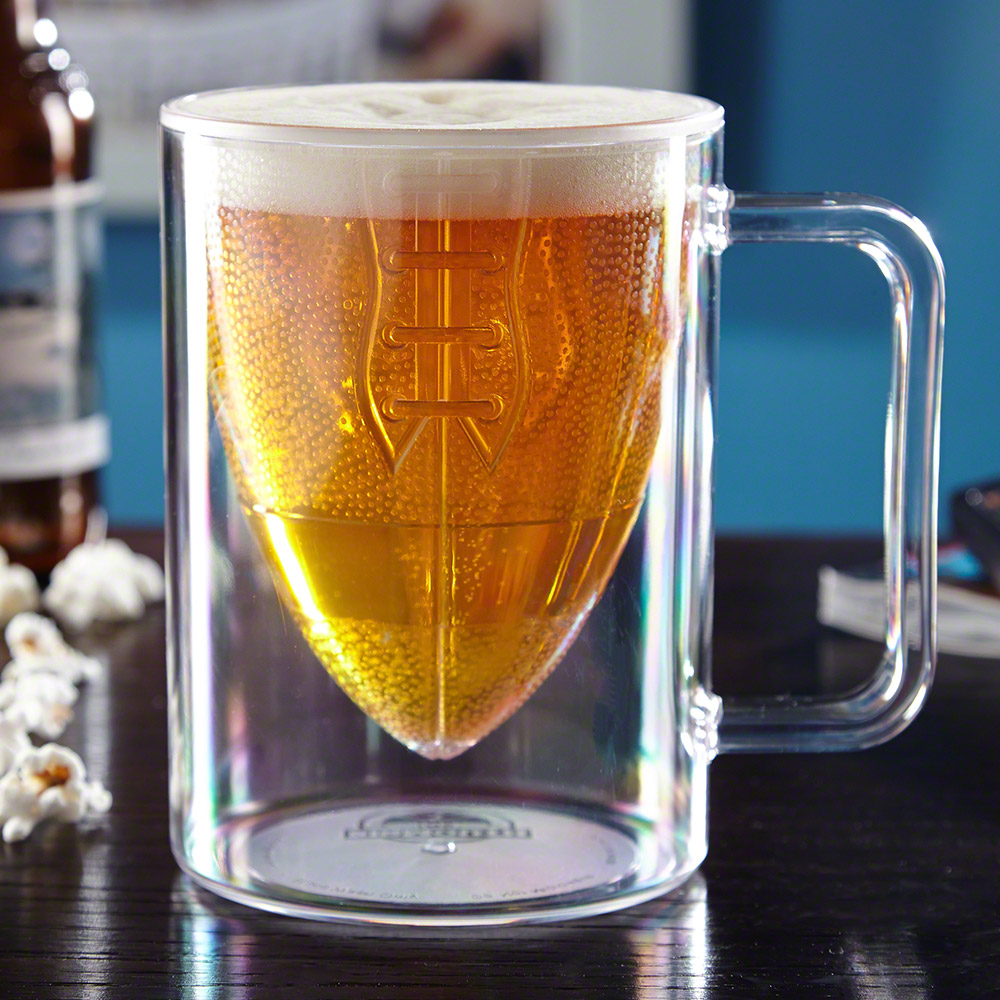 Touchdown Football Beer Mug