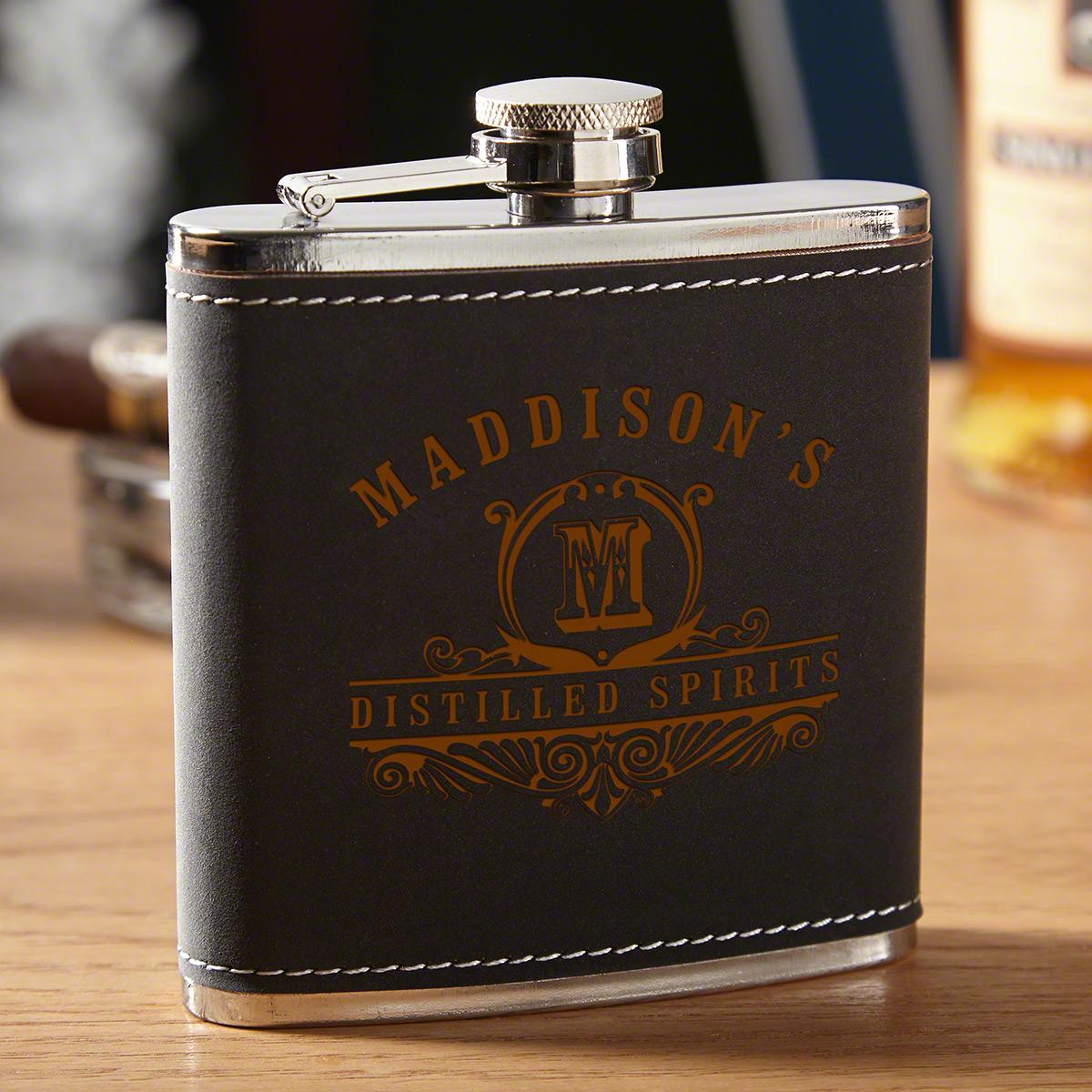 Carraway-Monogram-Engraved-Hip-Flask