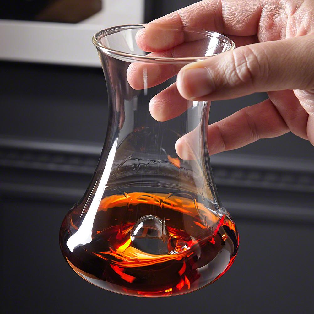 Prime Rum and Liquor Tasting Glass