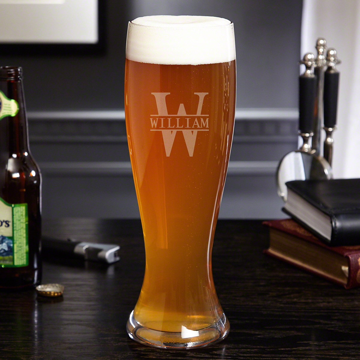 Oakmont Personalized Giant XL Oversized Beer Glass