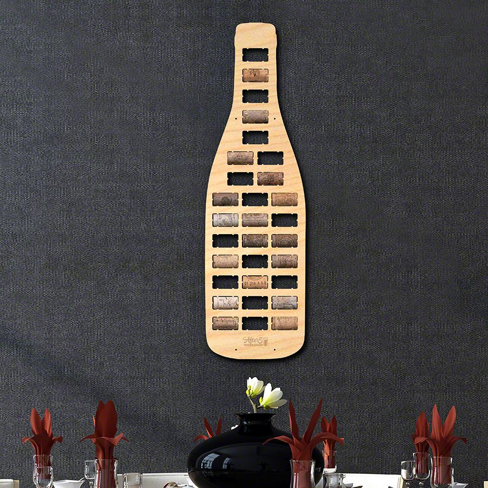 Wine-Bottle-Wine-Cork-Map