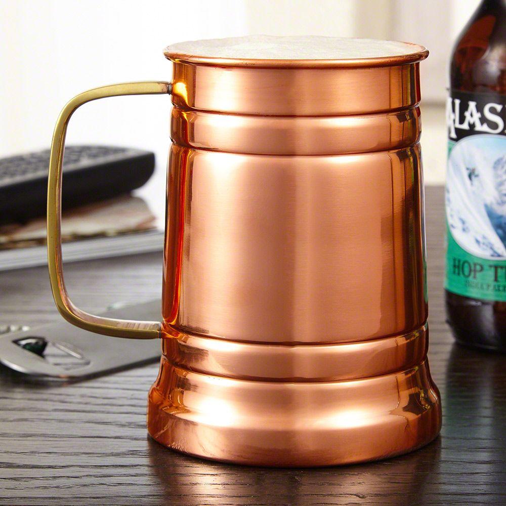 Koln Copper Beer Tankard