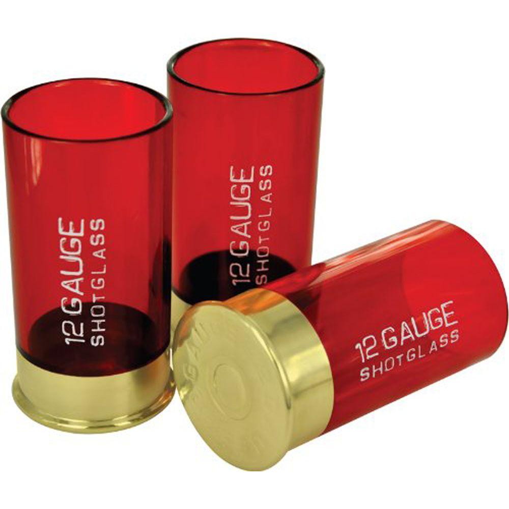 Boozestick Shotgun Shot Glass Set