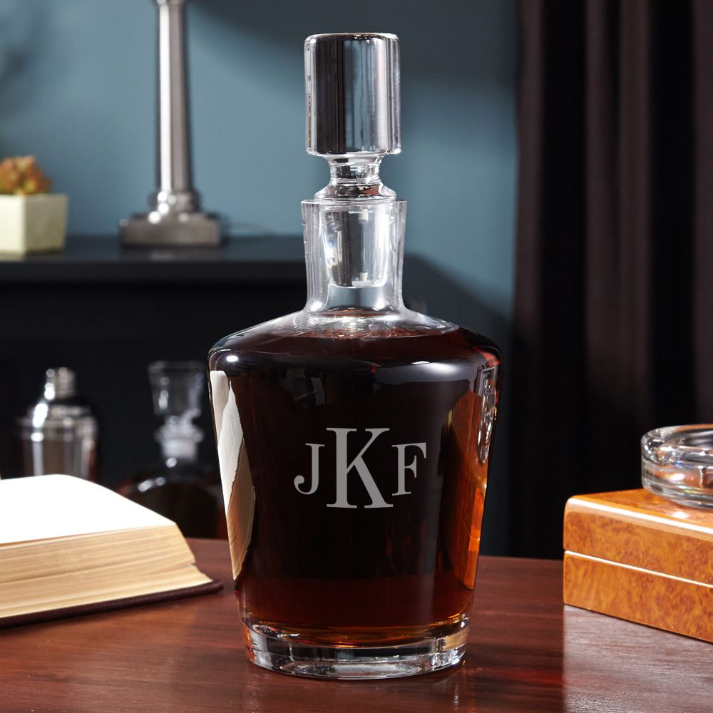 Bryant Personalized Liquor Decanter