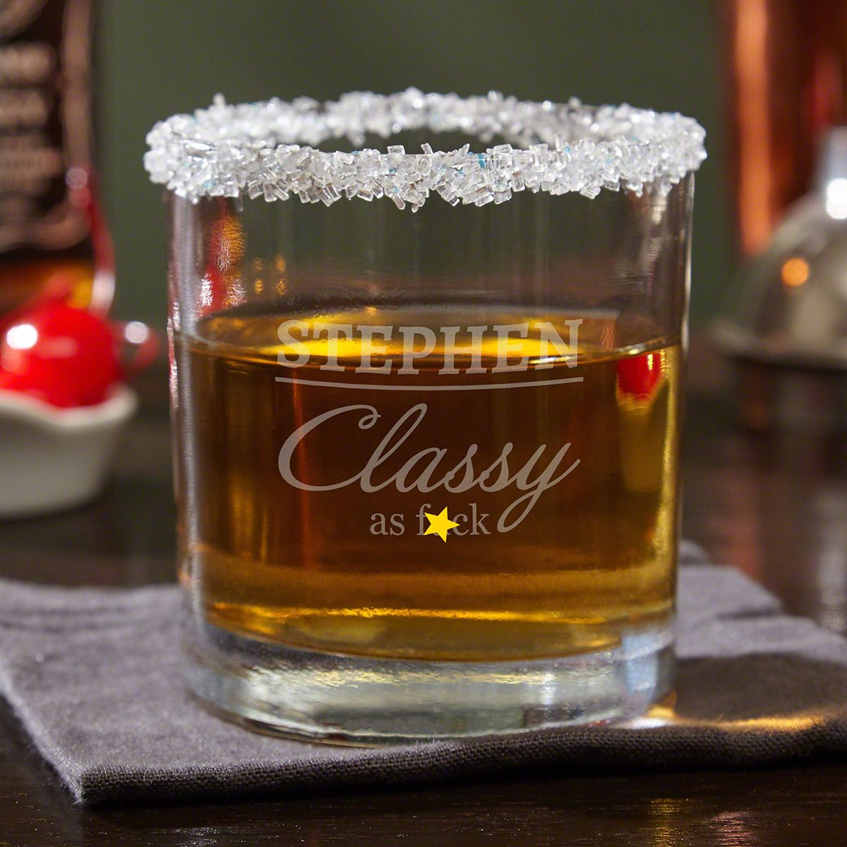 Class Act Giant XL Custom Shot Glass