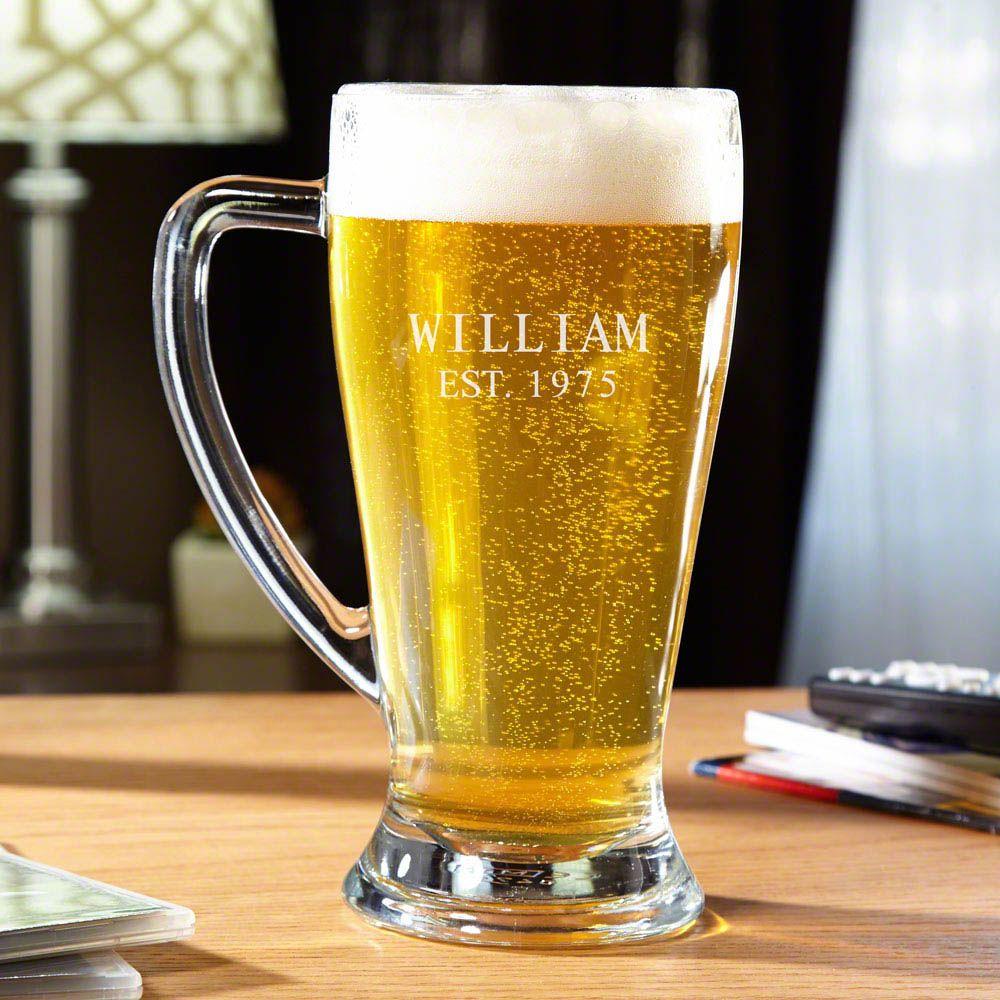 Bavaria Personalized Beer Mug