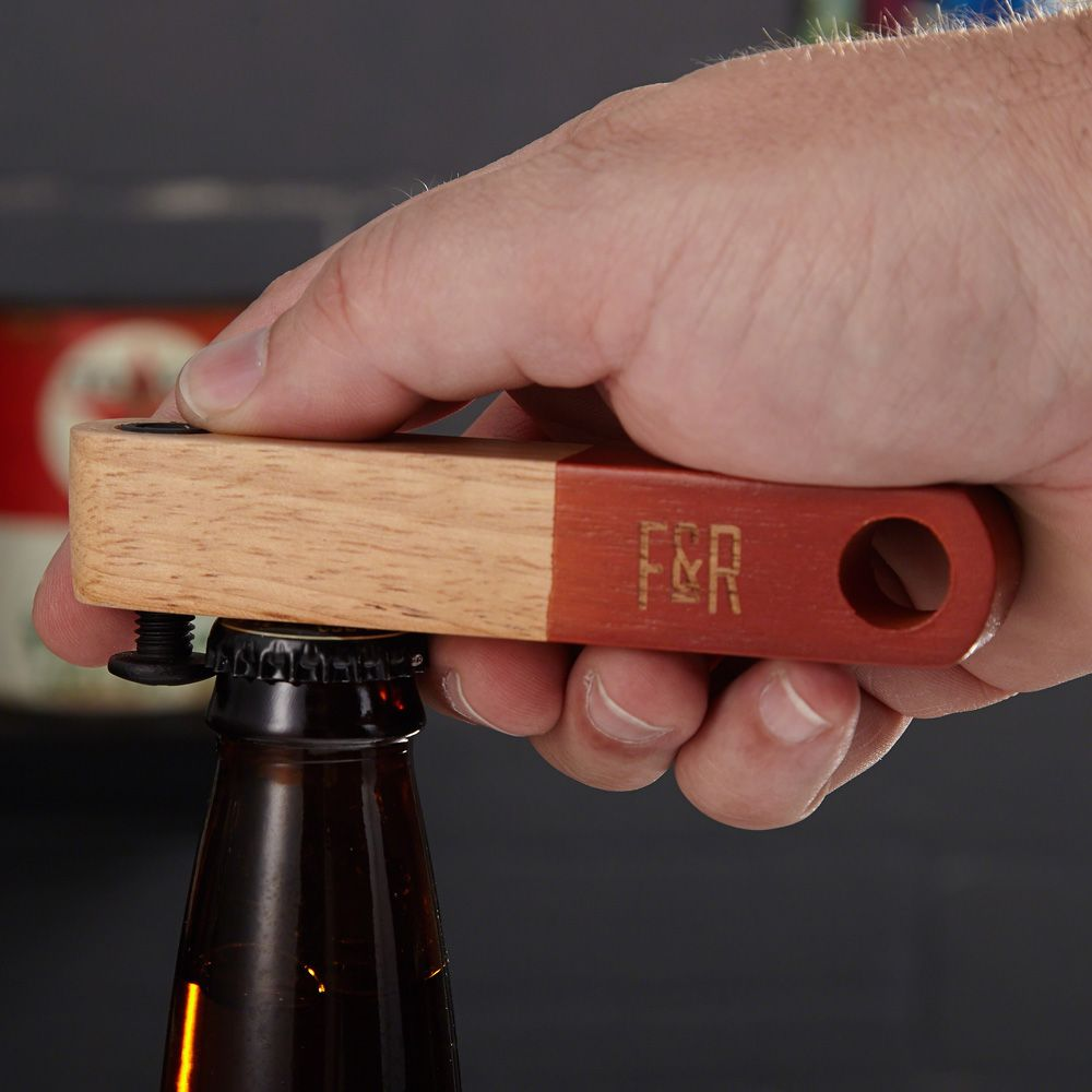 Foster & Rye Rugged Bottle Opener