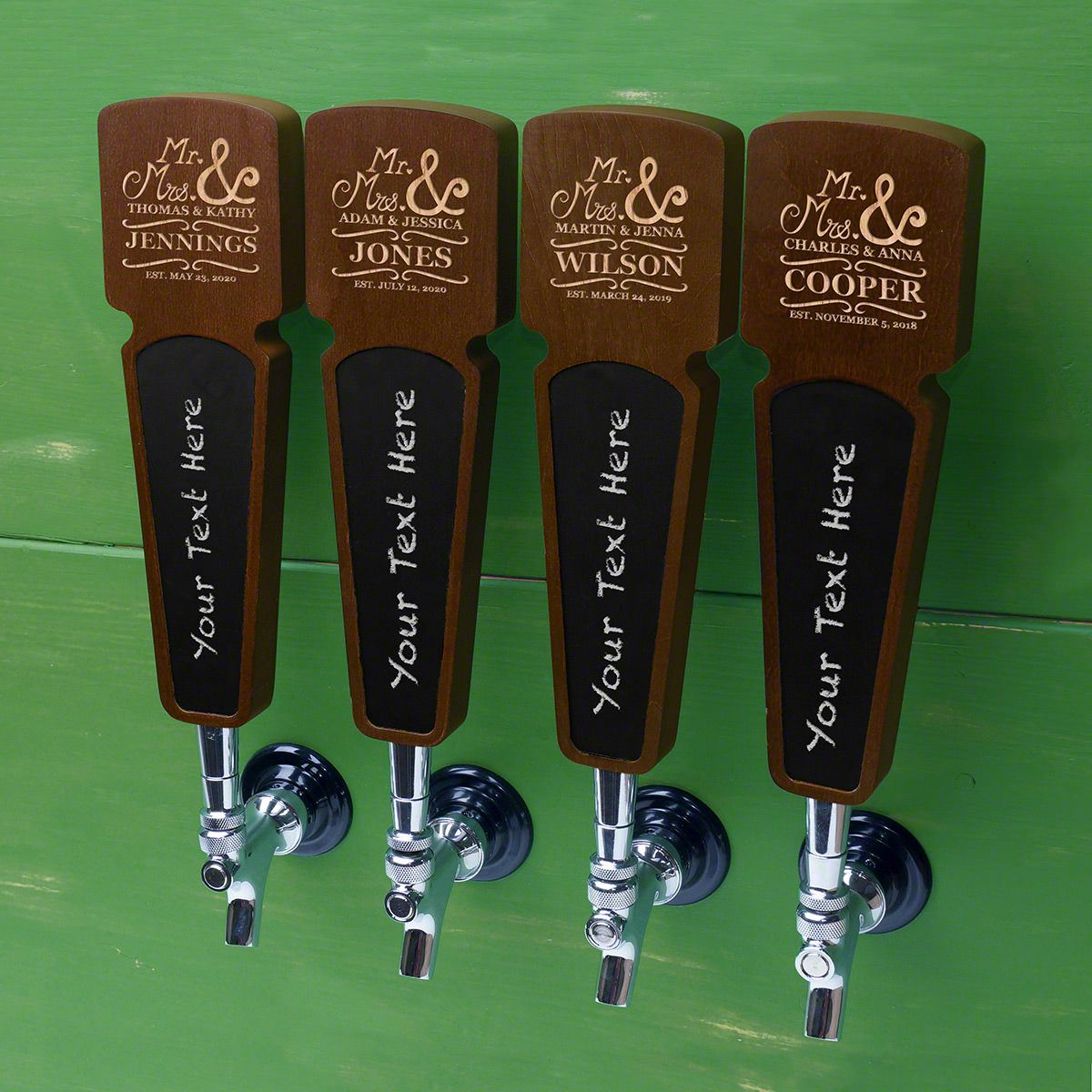 Matisse Custom Beer Tap Handle