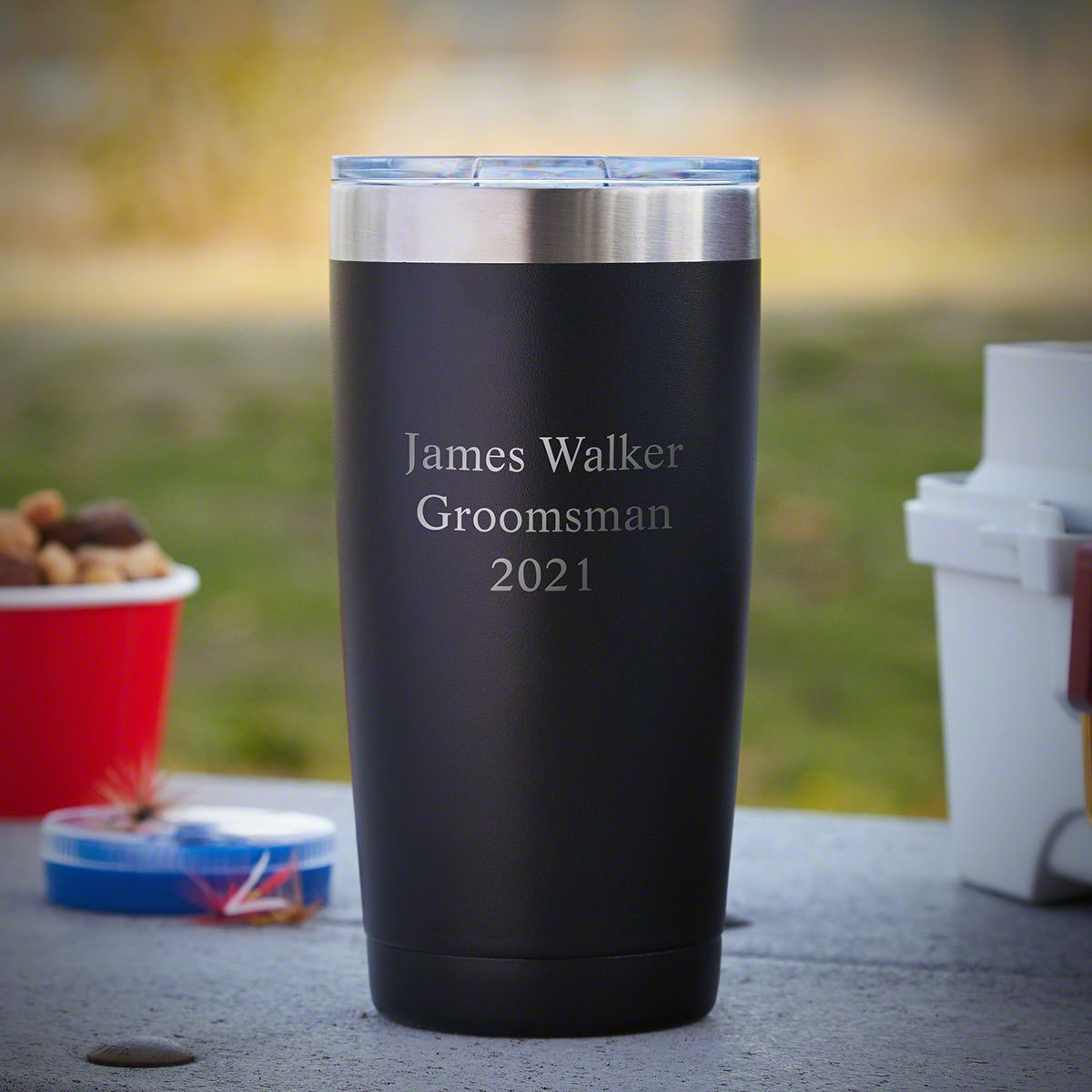 Insulated Stainless Steel Personalized Tumbler